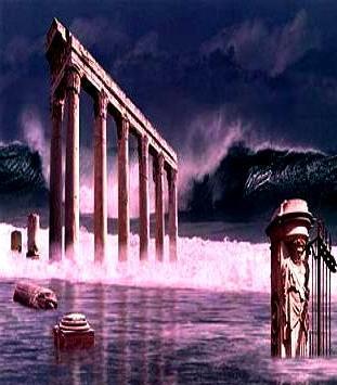 The Sinking of Atlantis