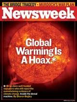 Newsweekglwarmhoax